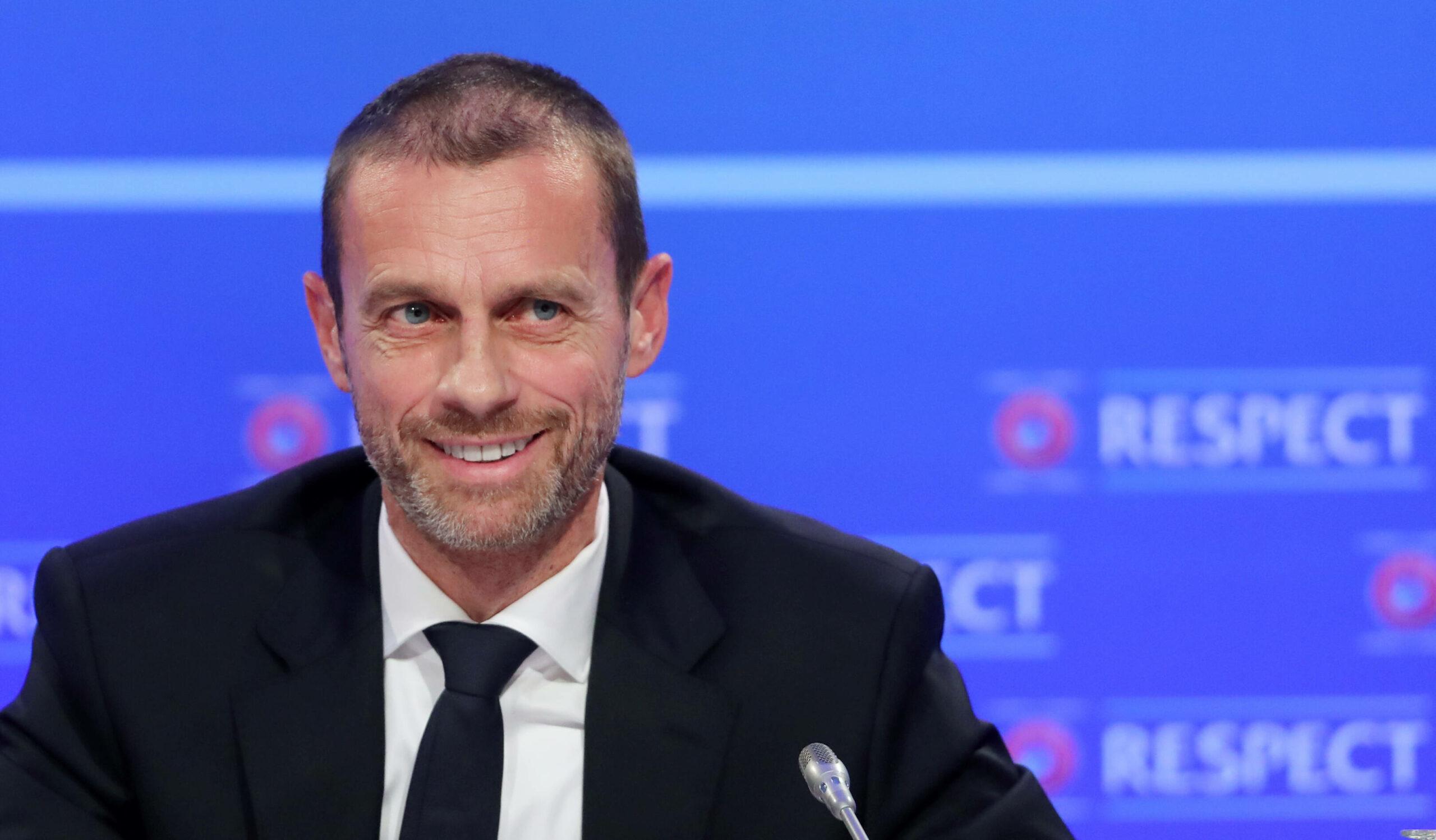 Aleksander Ceferin (UEFA)