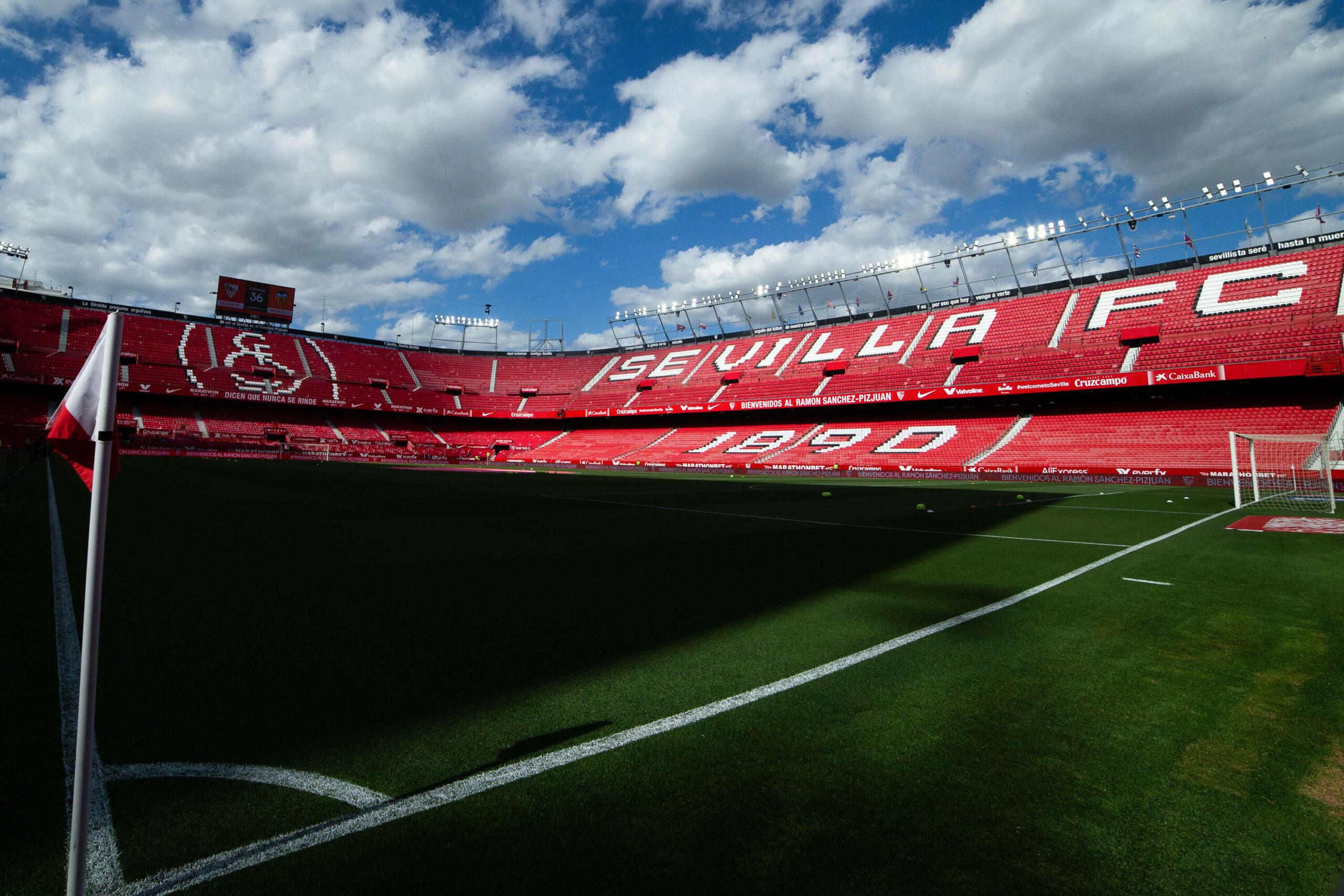 Stadion des FC Sevilla