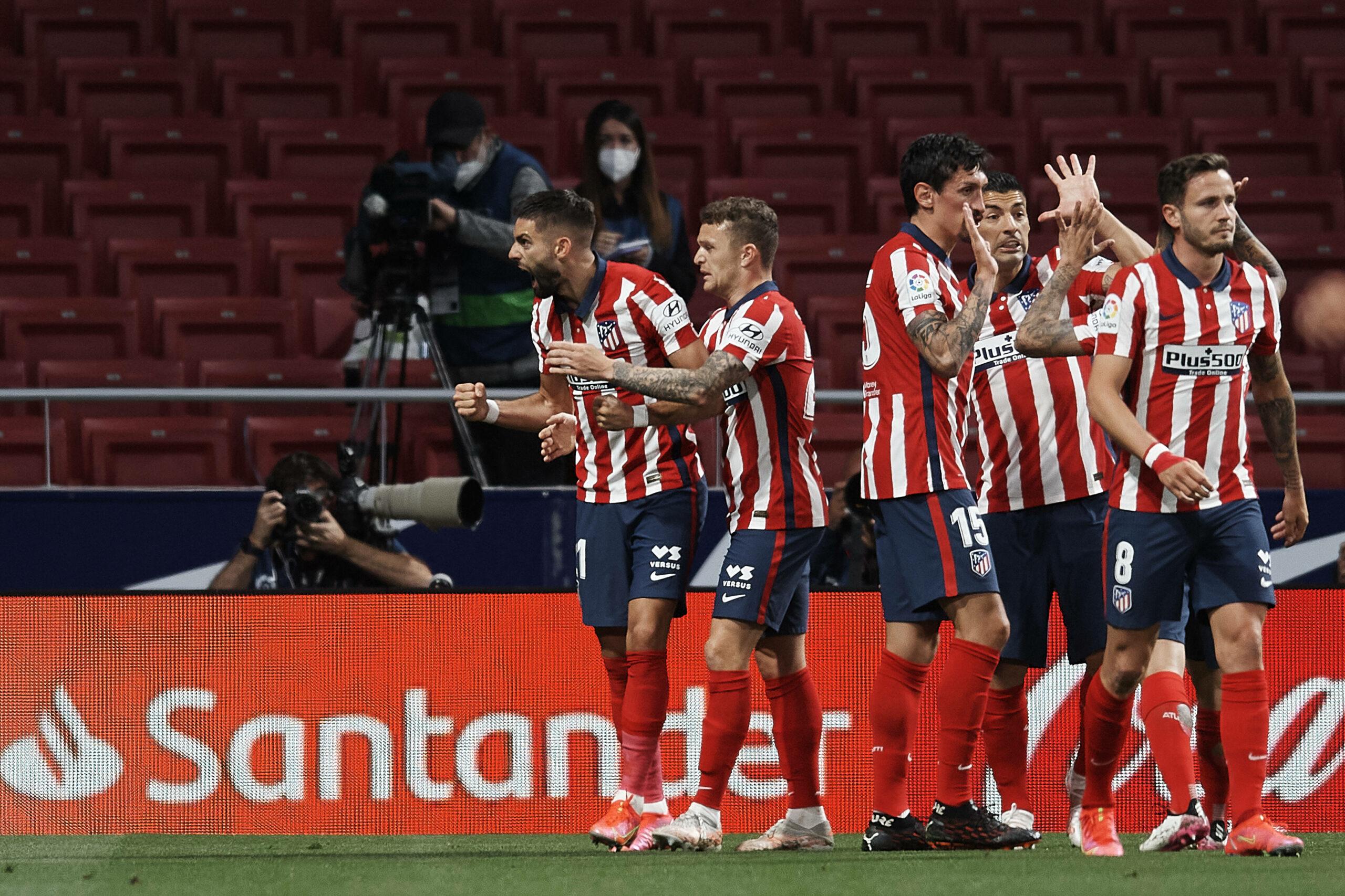 Atletico Madrid Real Sociedad