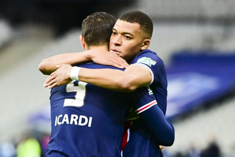 Icardi und Mbappe entscheiden das Coupe-de-France-Finale für PSG gegen Monaco