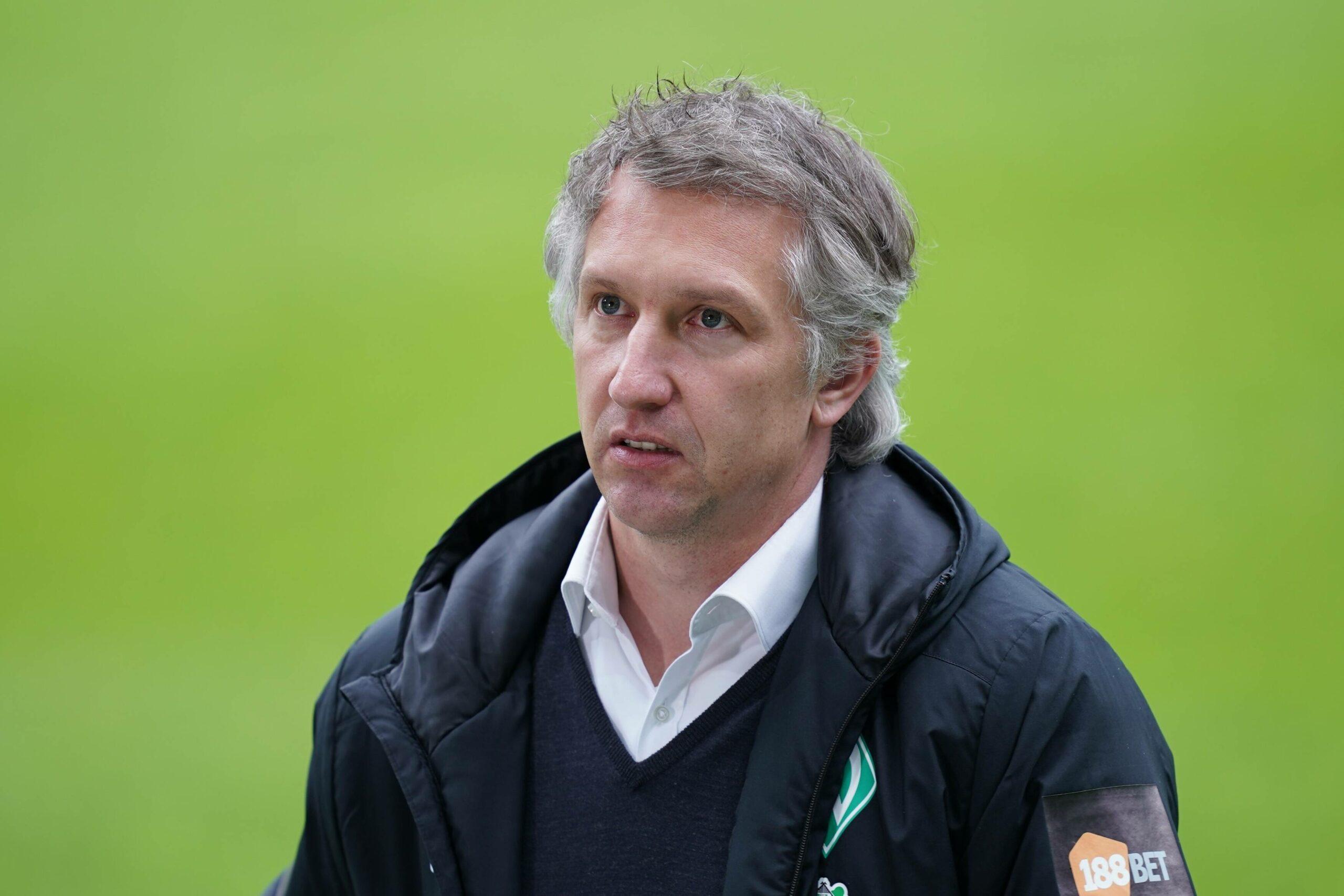 Werder Bremen Baumann