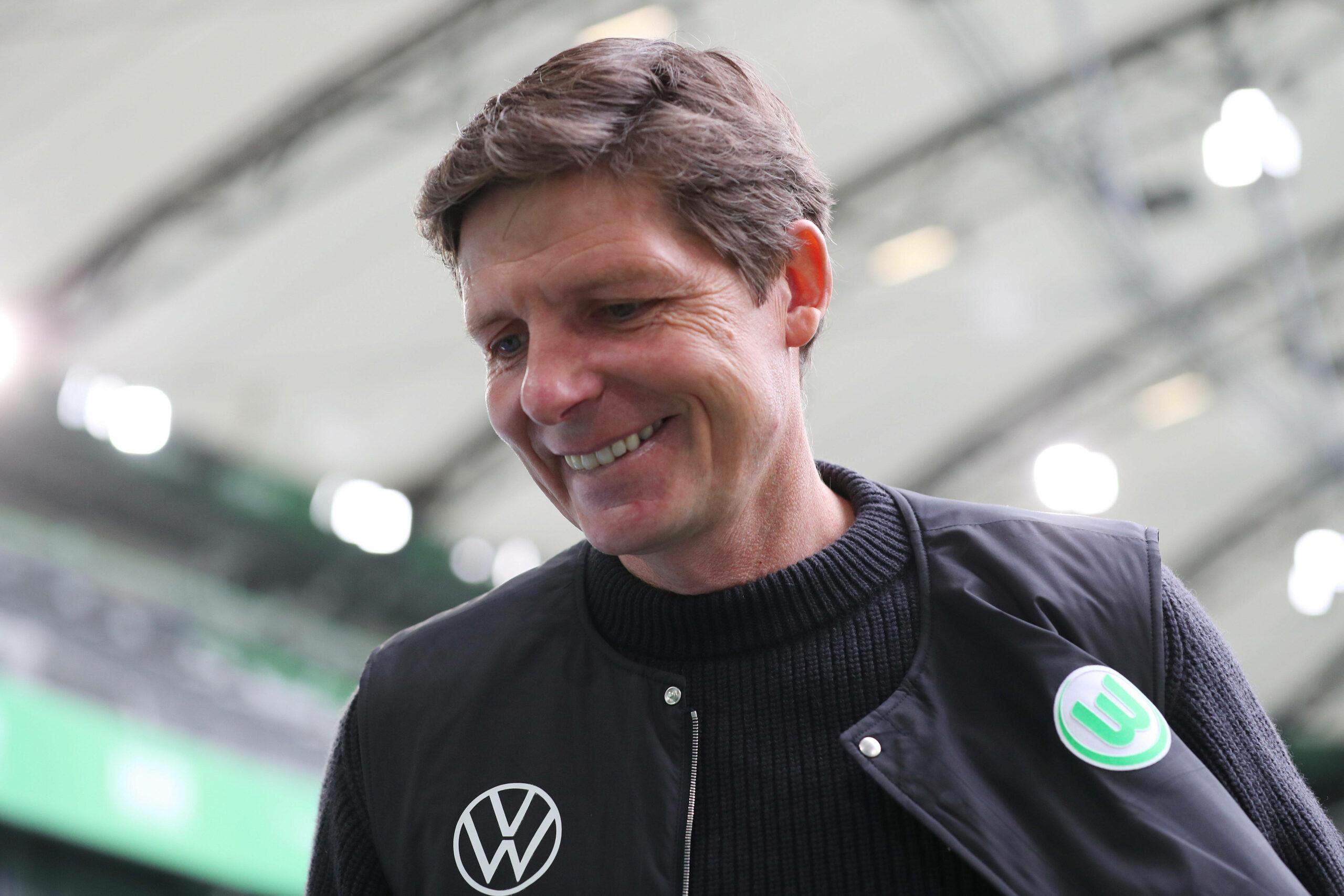 Glasner (VfL Wolfsburg) gegen Mainz