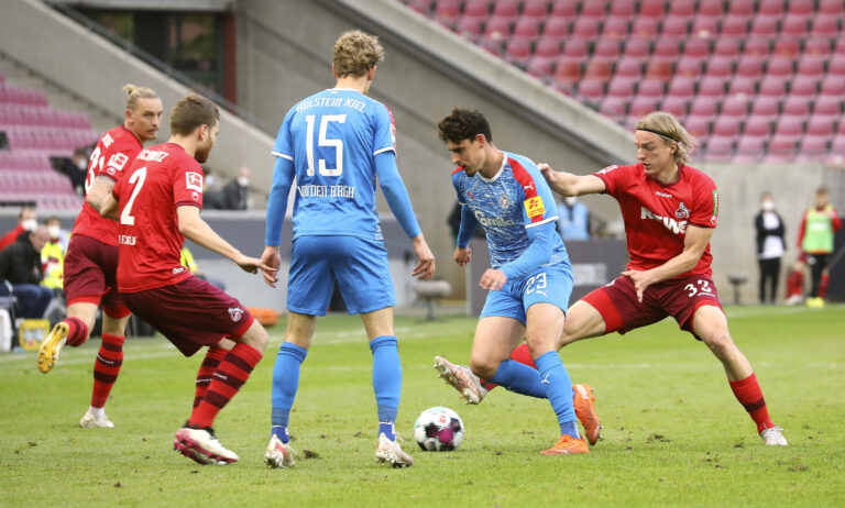 Holstein Kiel vs. 1. FC Köln: Kieler Euphorie oder Trendwende der Gäste?