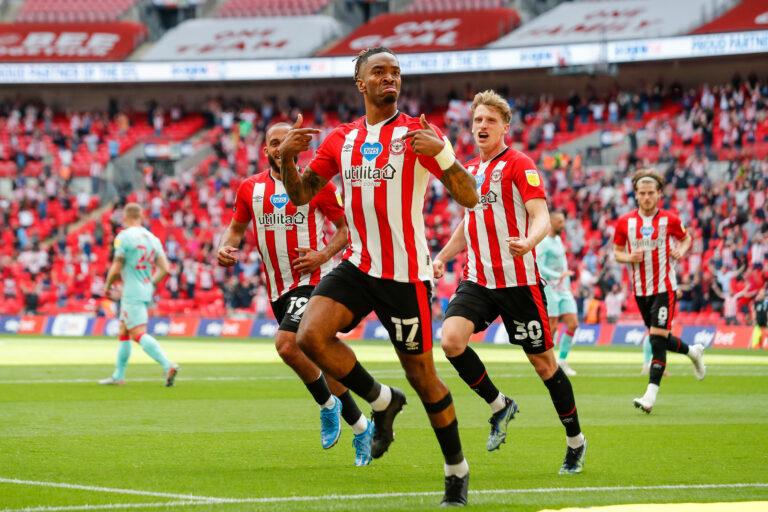 Toney! Brentford steigt nach Sieg gegen Swansea in die Premier League auf