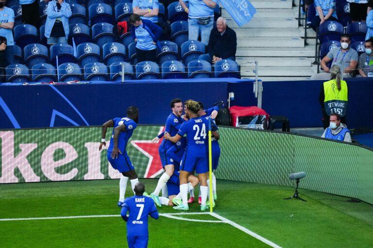 Champions League   Havertz schießt Chelsea gegen City zum zweiten Titel