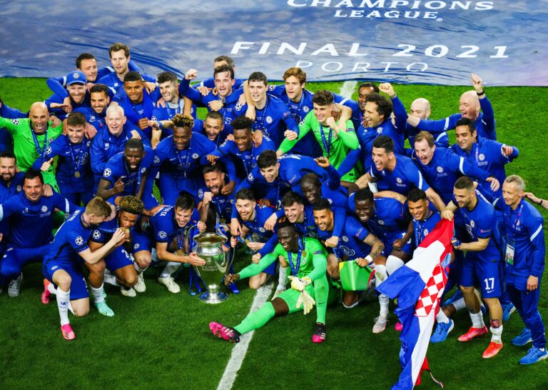 Champions League | Elf der Saison: Viel Chelsea – und zwei Dortmunder