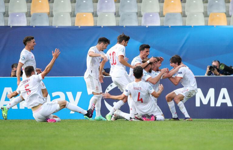 U21 EM | Niederlande mit Herzschlagfinish, Spanien in der Verlängerung weiter