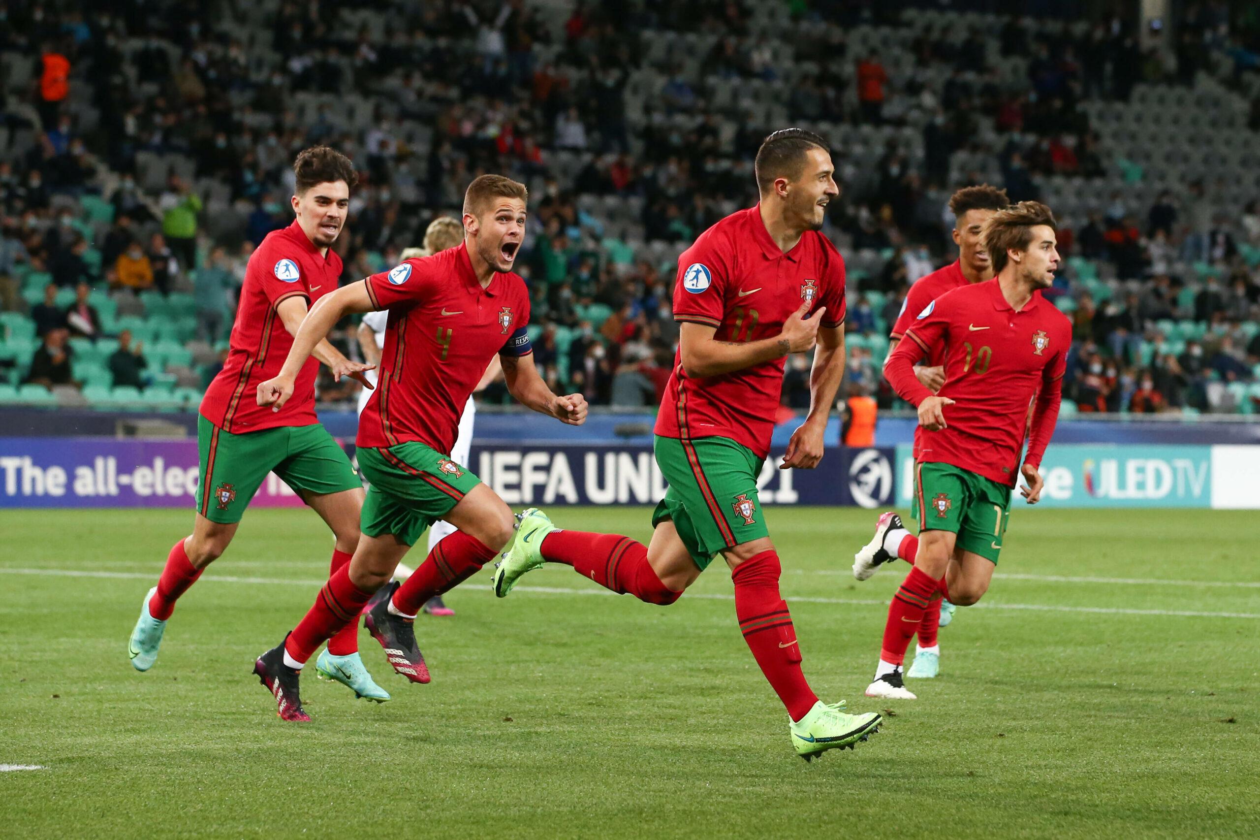 U21-Europameisterschaft Portugal Italien