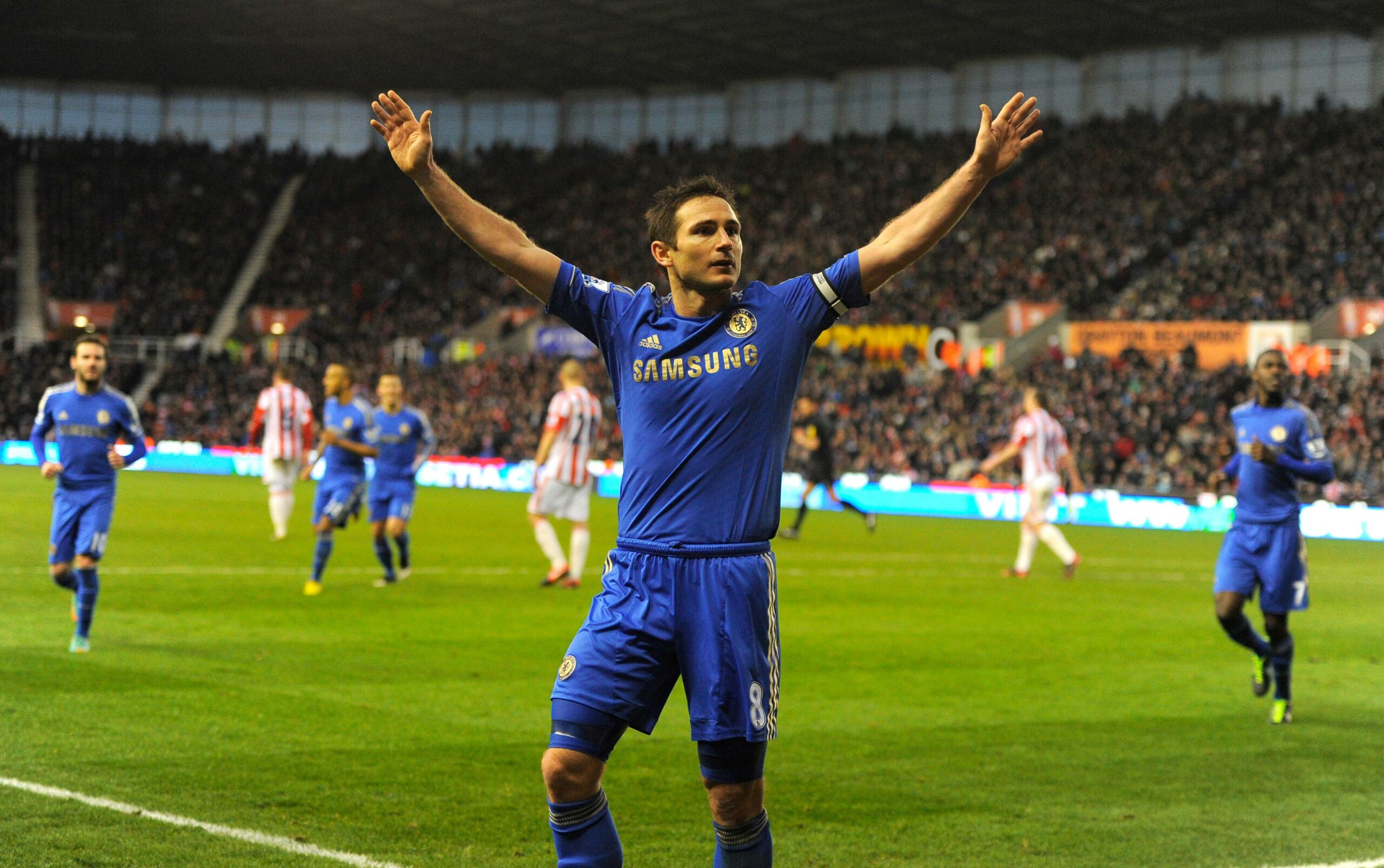 Lampard Hall of Fame