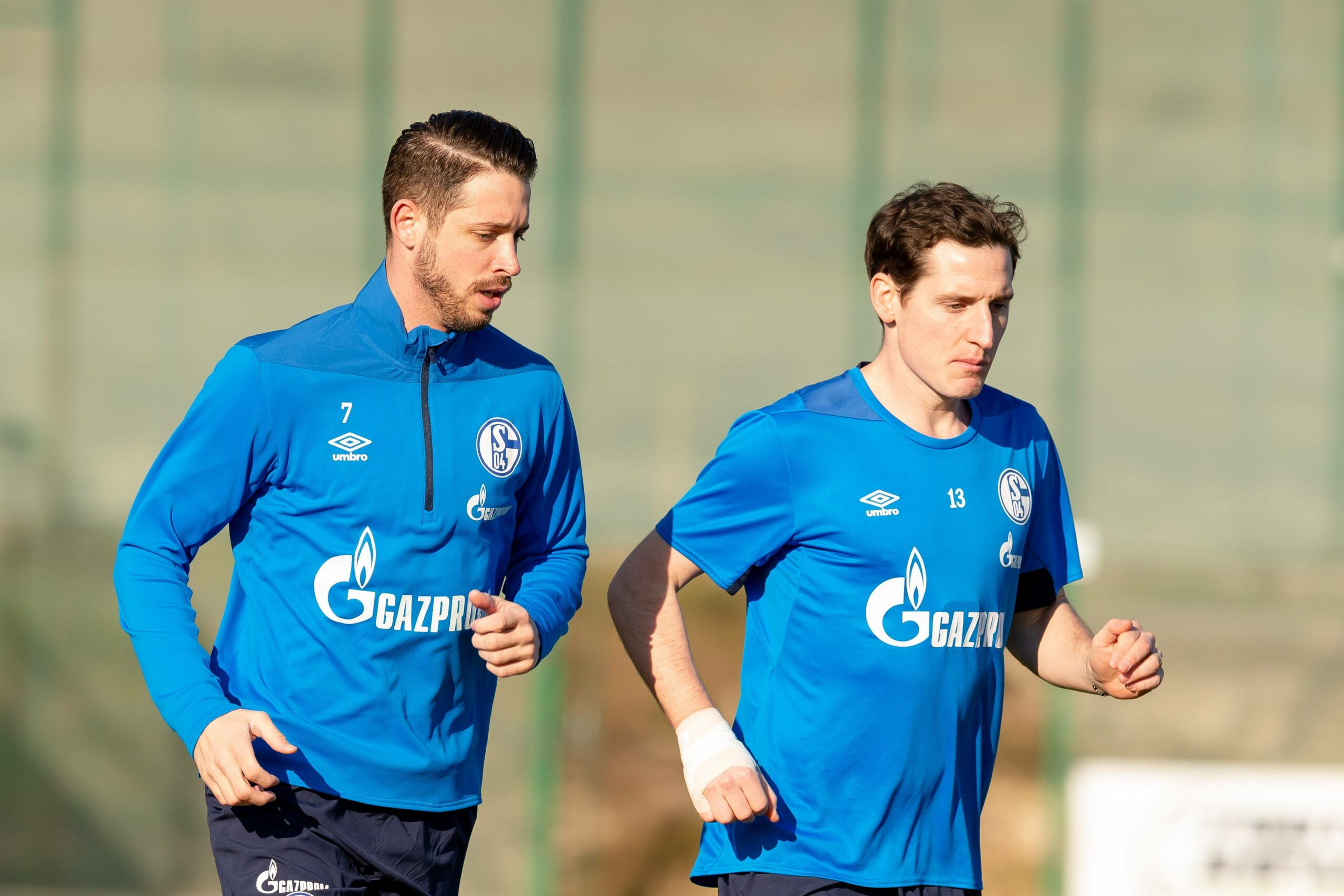 Hoffenheim Schalke Rudy Uth