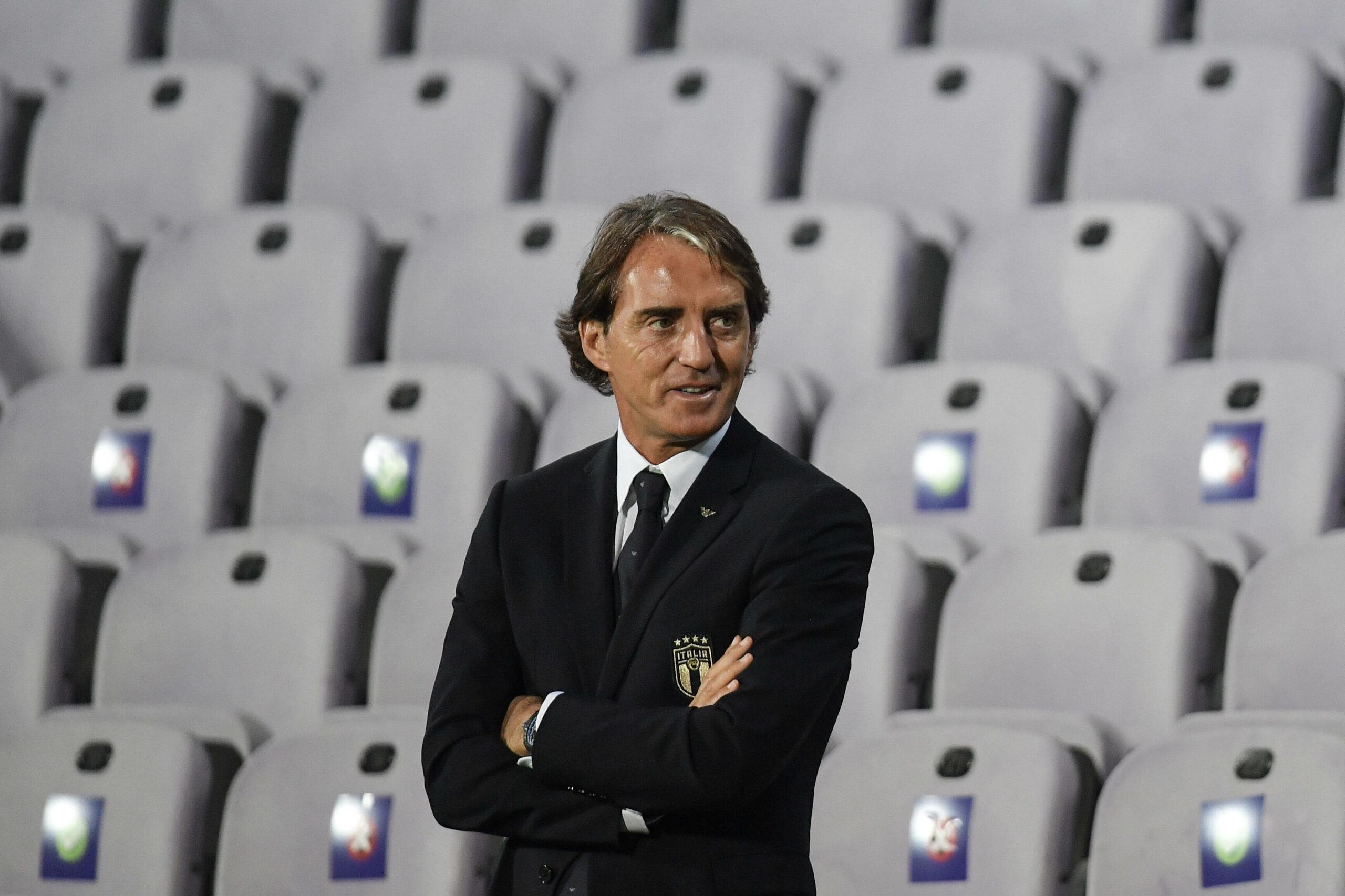 Italien Mancini Trainer
