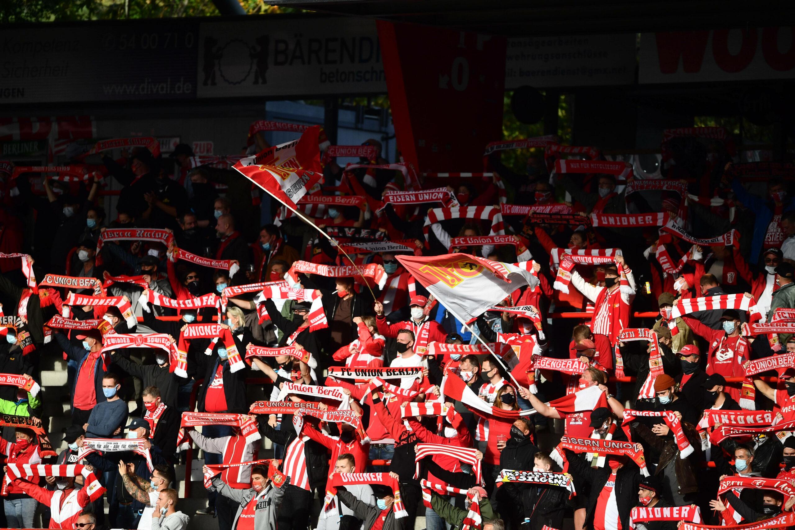Union Berlin Zuschauer