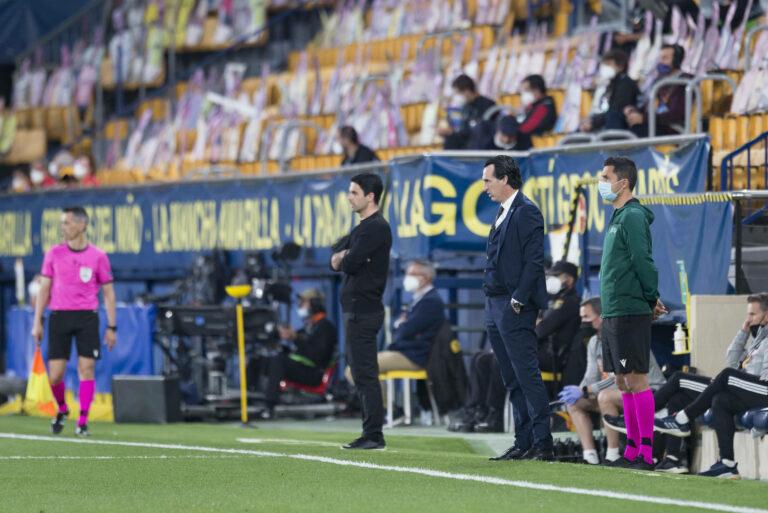 Arsenal empfängt Villarreal – Verpasst Emery seinem Ex-Klub den Knockout?