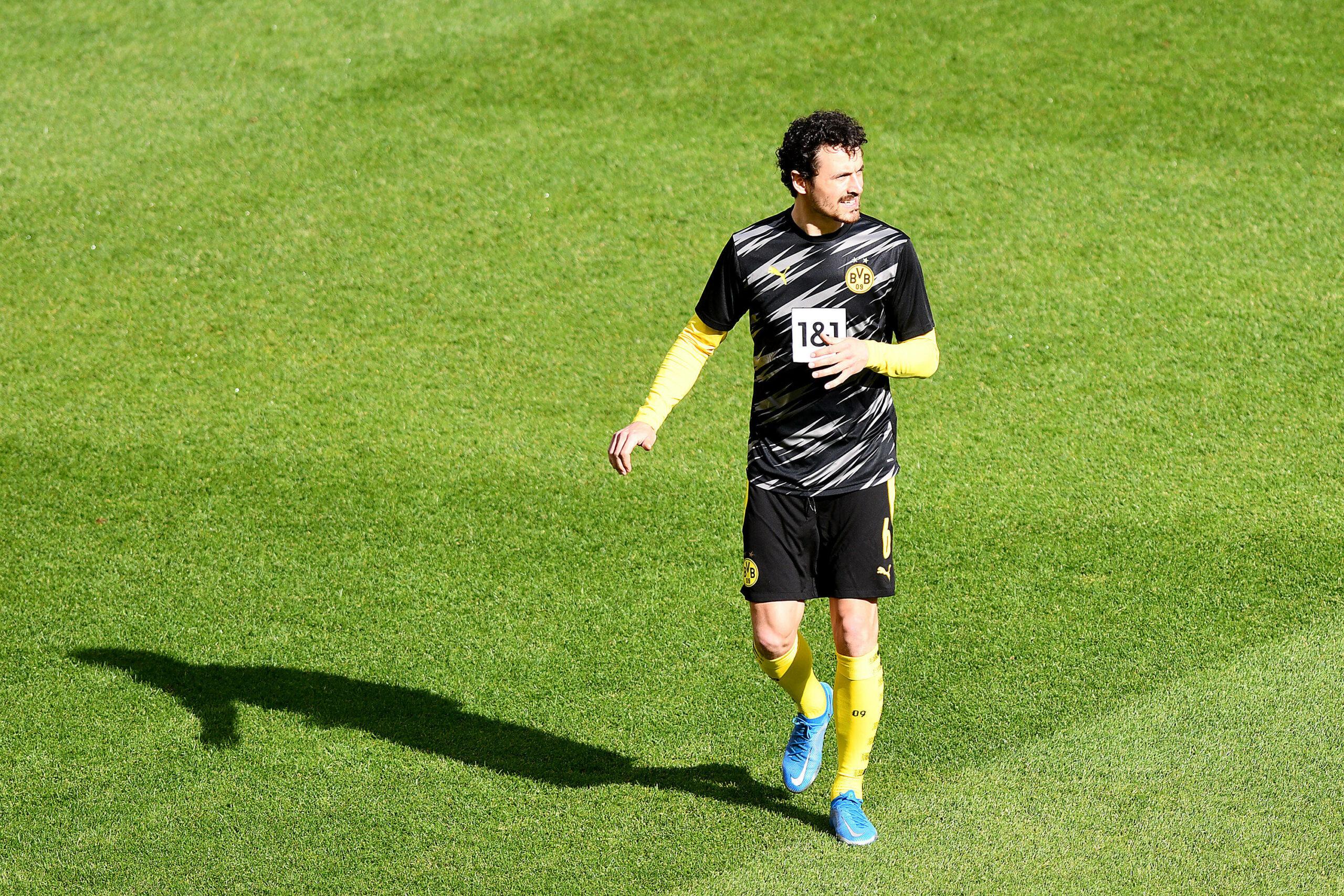 BVB-Mittelfeldspieler Thomas Delaney