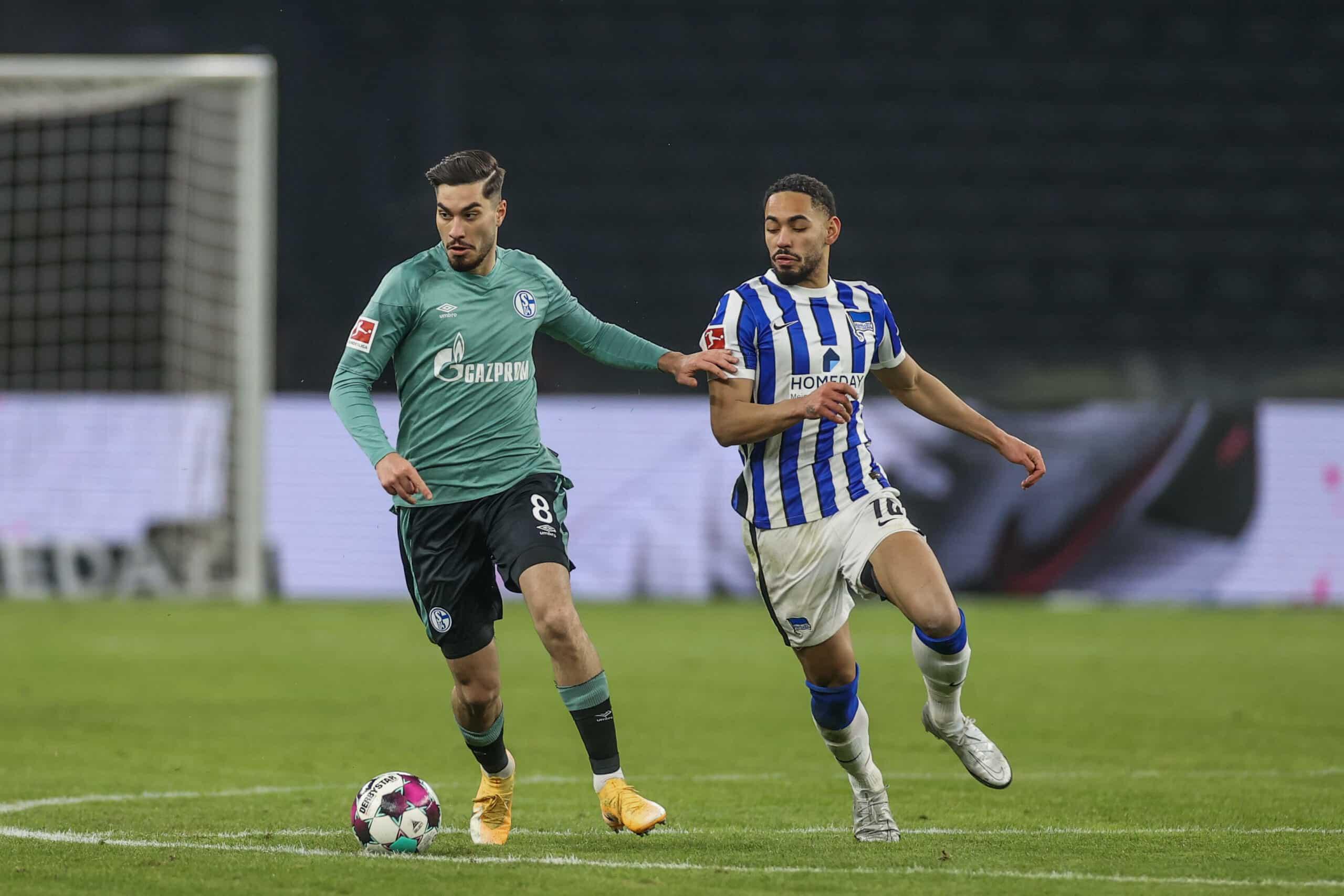 Serdar Hertha BSC Schalke