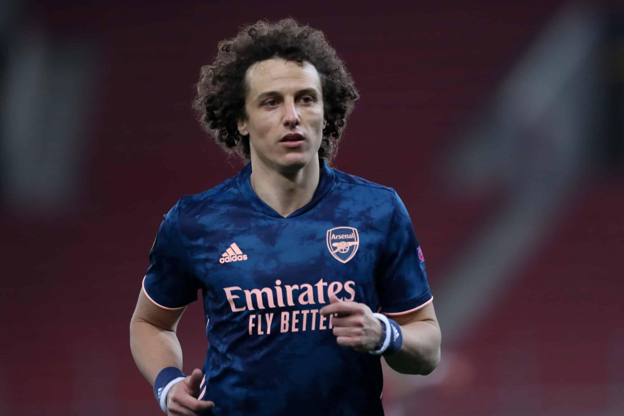 David Luiz Olympique Marseille