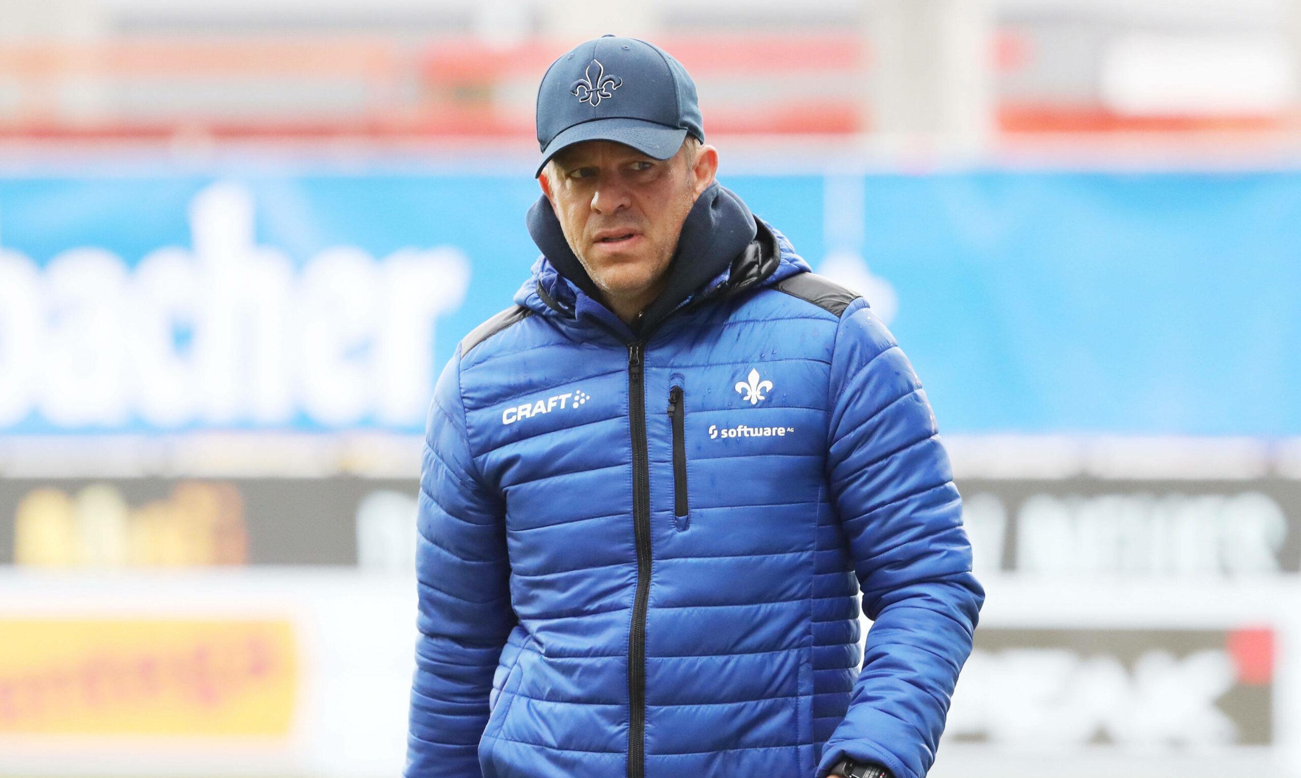 Markus Anfang (Darmstadt) gegen Aue