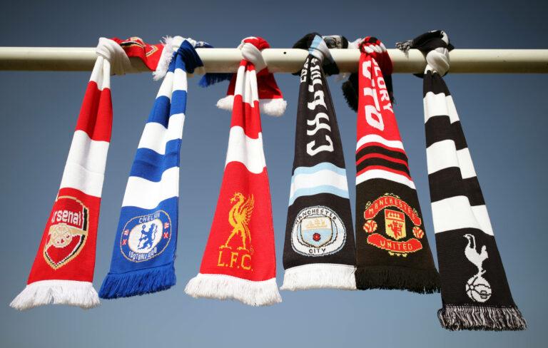 Britische Regierung: Harte Sanktionen gegen Super-League-Klubs
