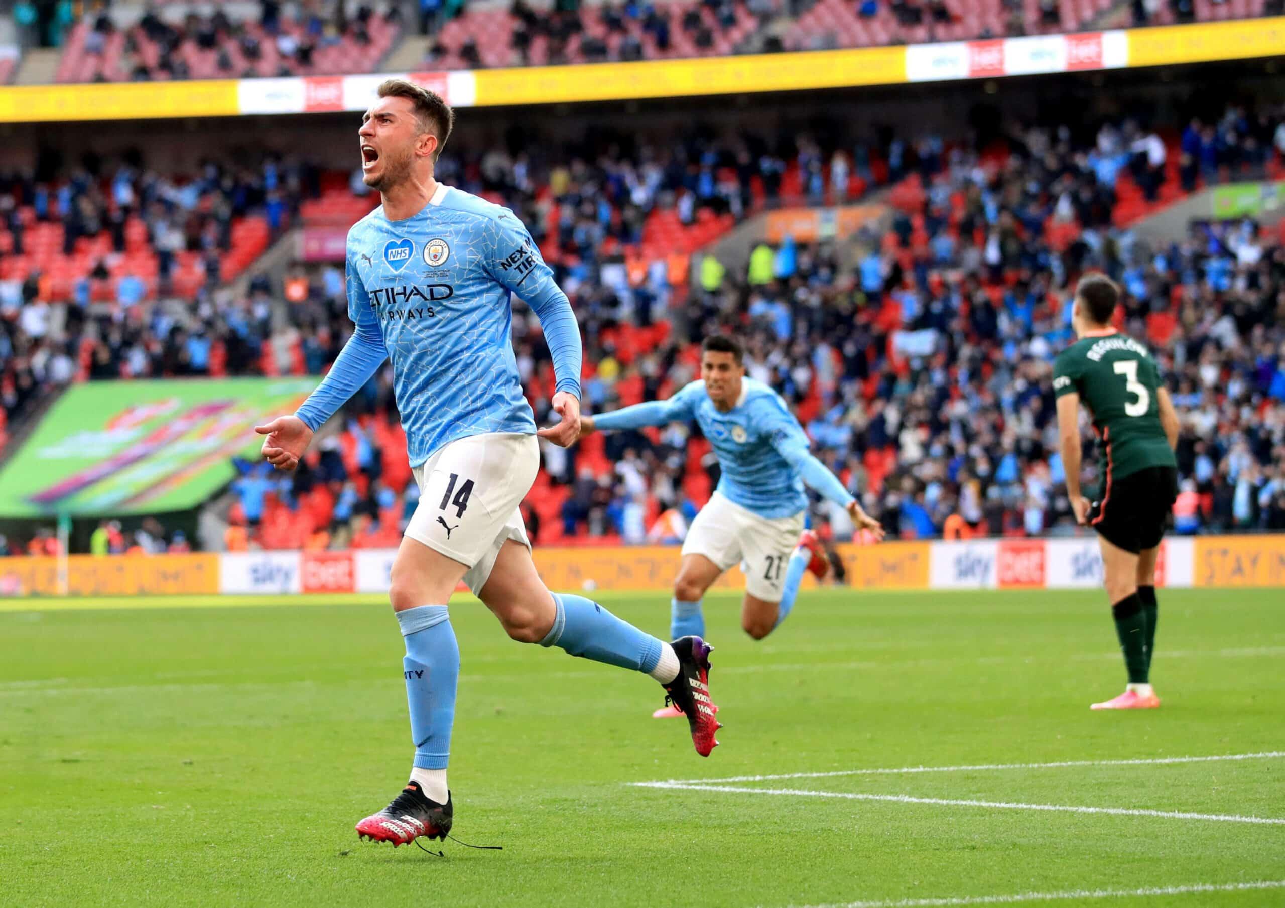 Manchester City Laporte