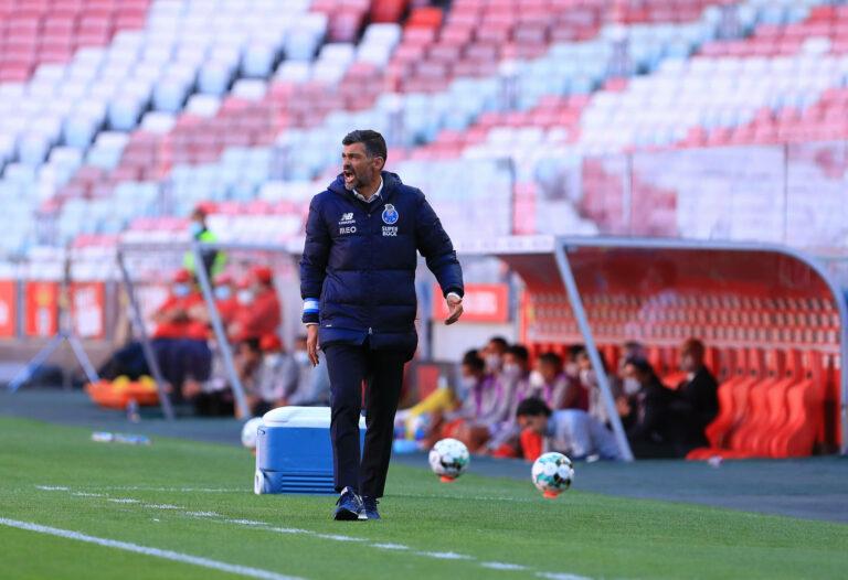 FC Porto verlängert Vertrag mit Trainer Sergio Conceicao