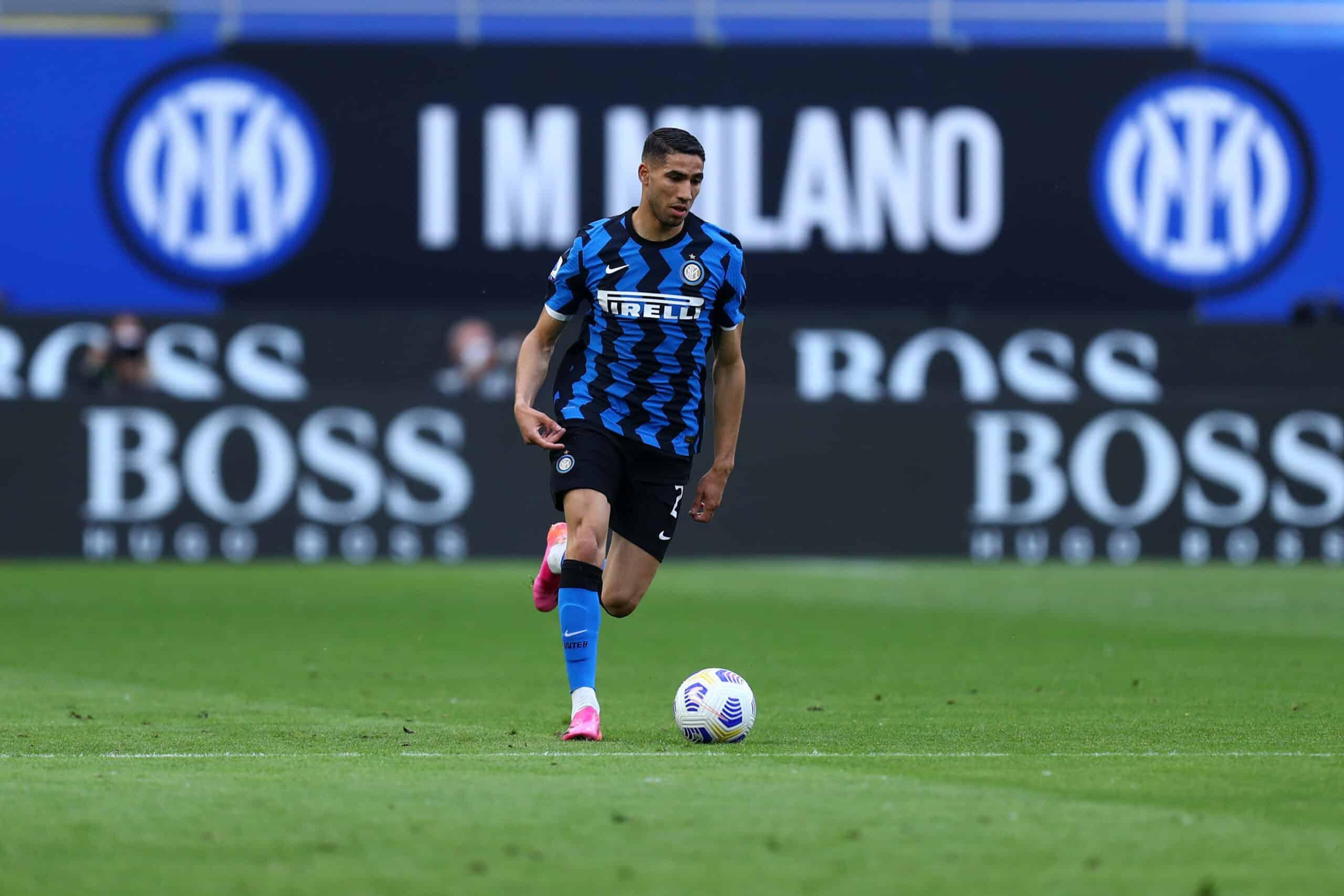Chelsea Inter Hakimi Christensen Emerson