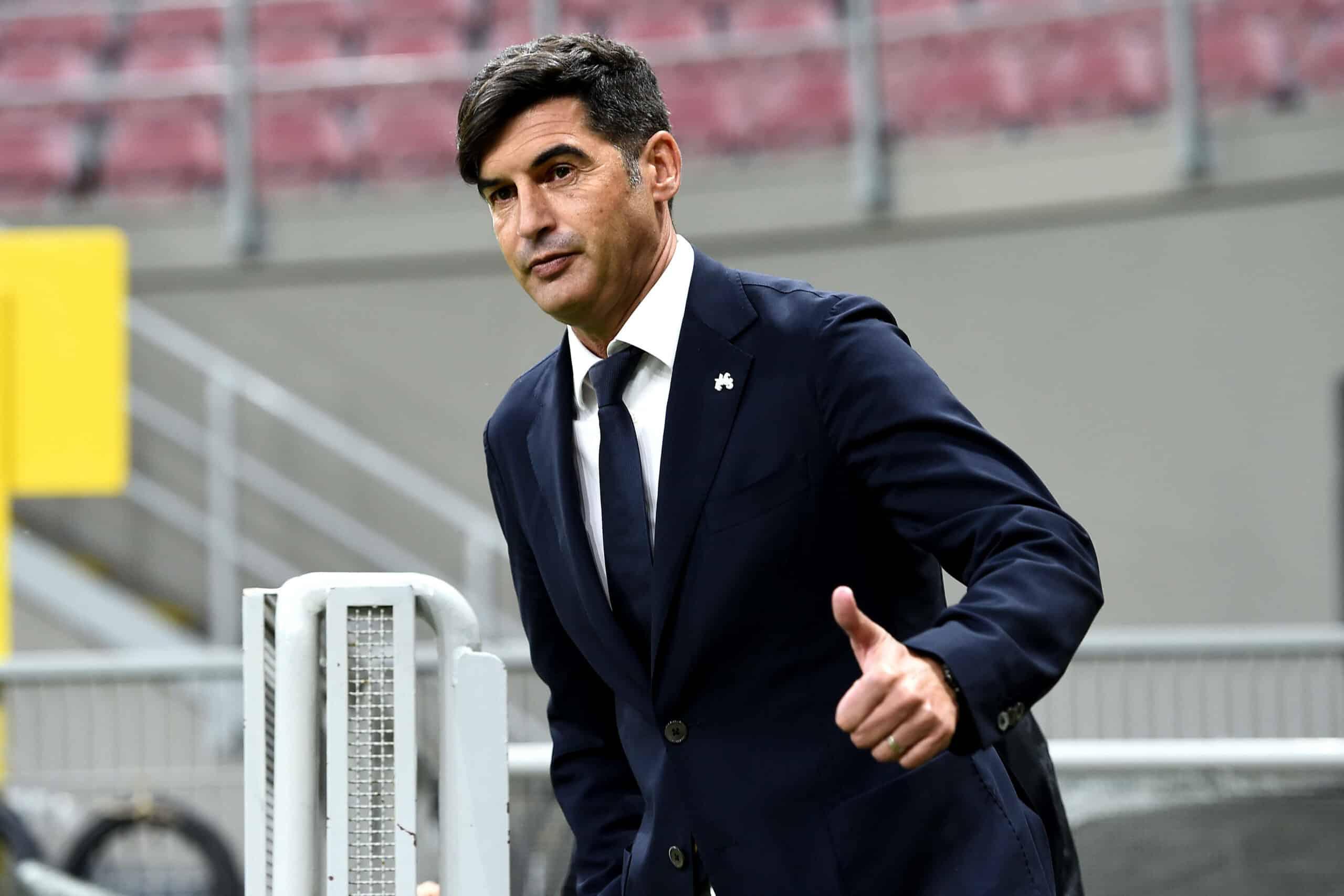 Paulo Fonseca Serie A
