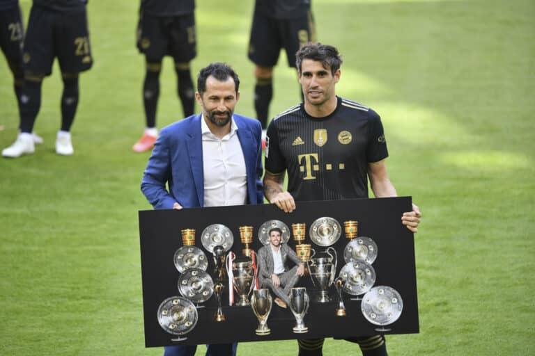 Javi Martinez vor Wechsel zum Qatar SC
