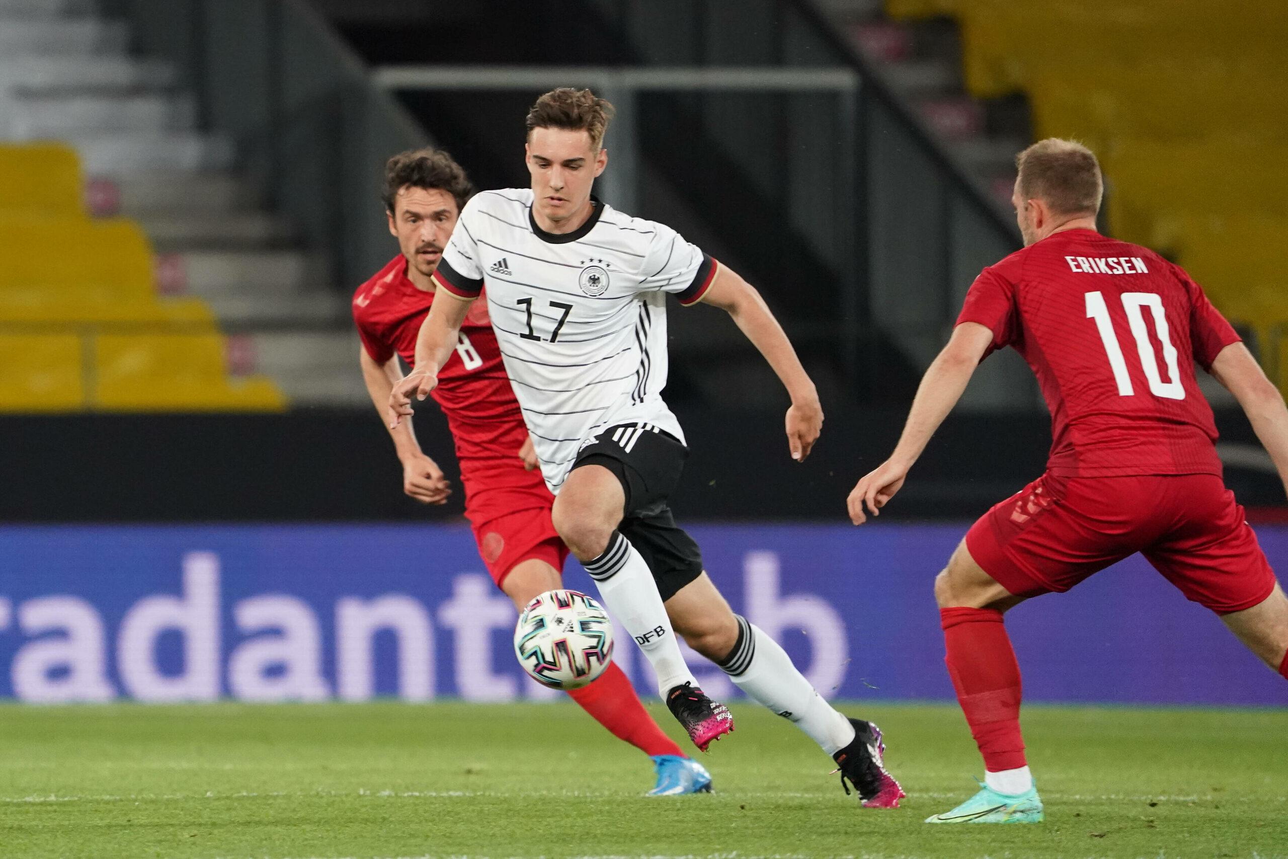 Deutschland Dänemark Testspiel