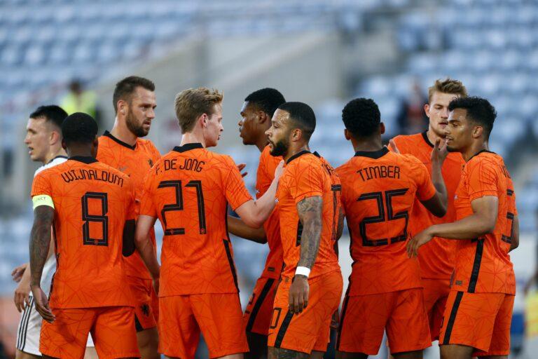 EM 2021: Vorschau Gruppe C mit Niederlande, Ukraine, Österreich und Nordmazedonien