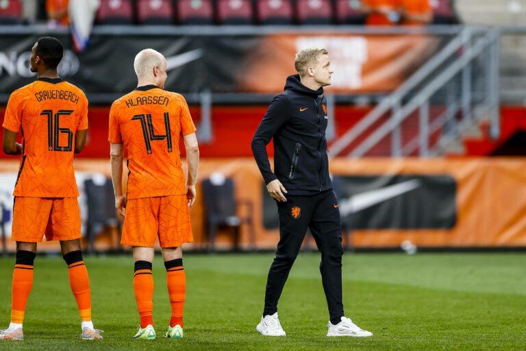 Niederlande: Donny van de Beek verpasst die EM