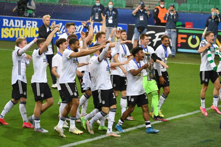 Mit sechs DFB-Spielern: UEFA gibt Team der U21-EM bekannt