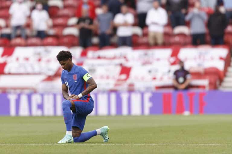 England | FA ruft Fans zur Unterstützung gegen Diskriminierung auf
