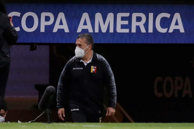 Corona-Chaos: Venezuela nominiert 15 neue Spieler für Copa America