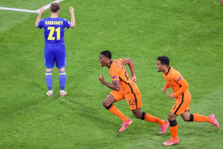 EM 2021: Dumfries! Niederlande gewinnt wildes Spiel gegen die Ukraine
