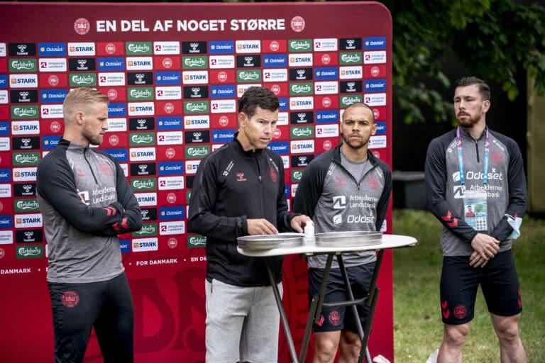 """Dänemark-Spieler kritisieren UEFA: """"Hätten nicht in dieser Position sein dürfen"""""""