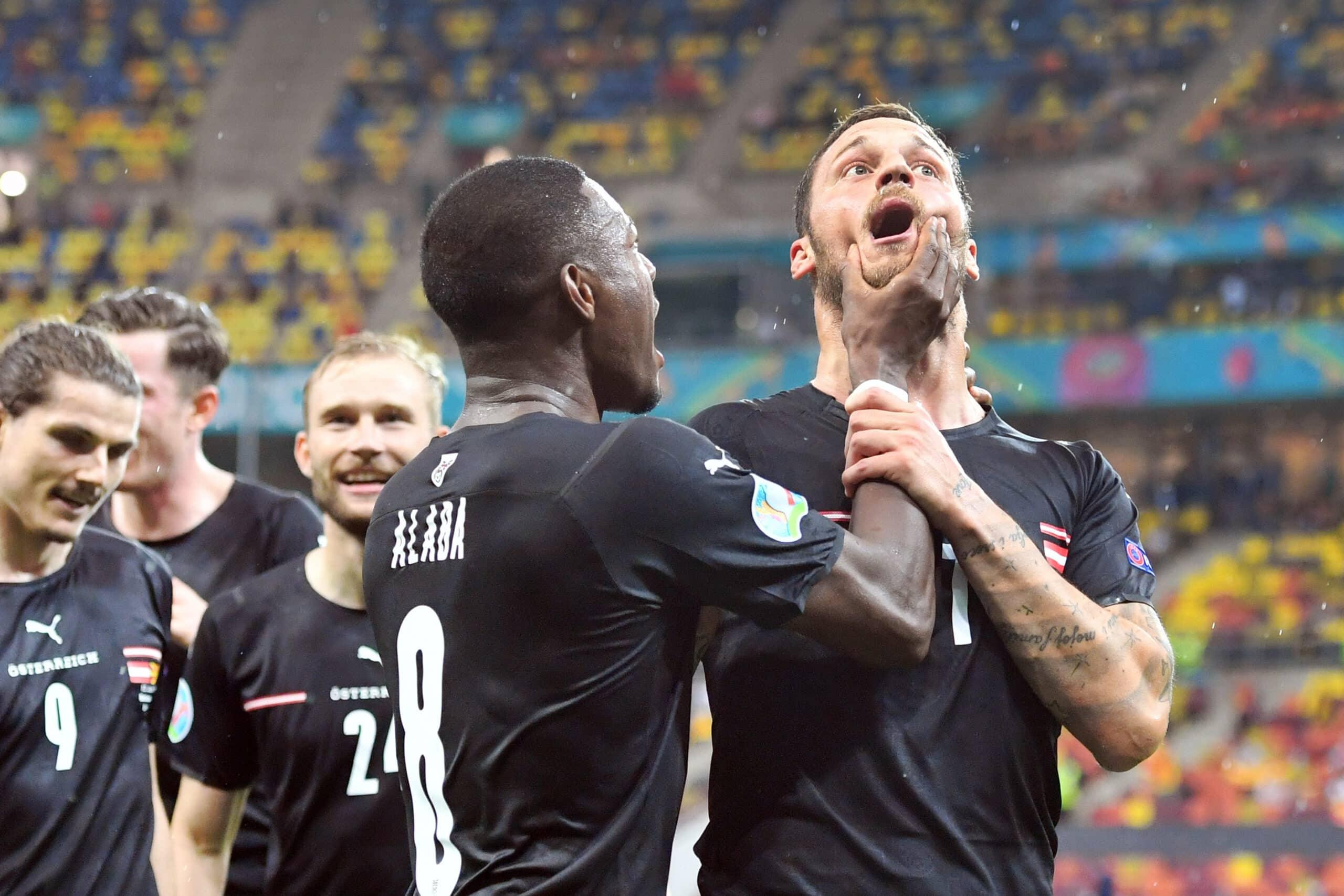 Arnautovic UEFA Österreich