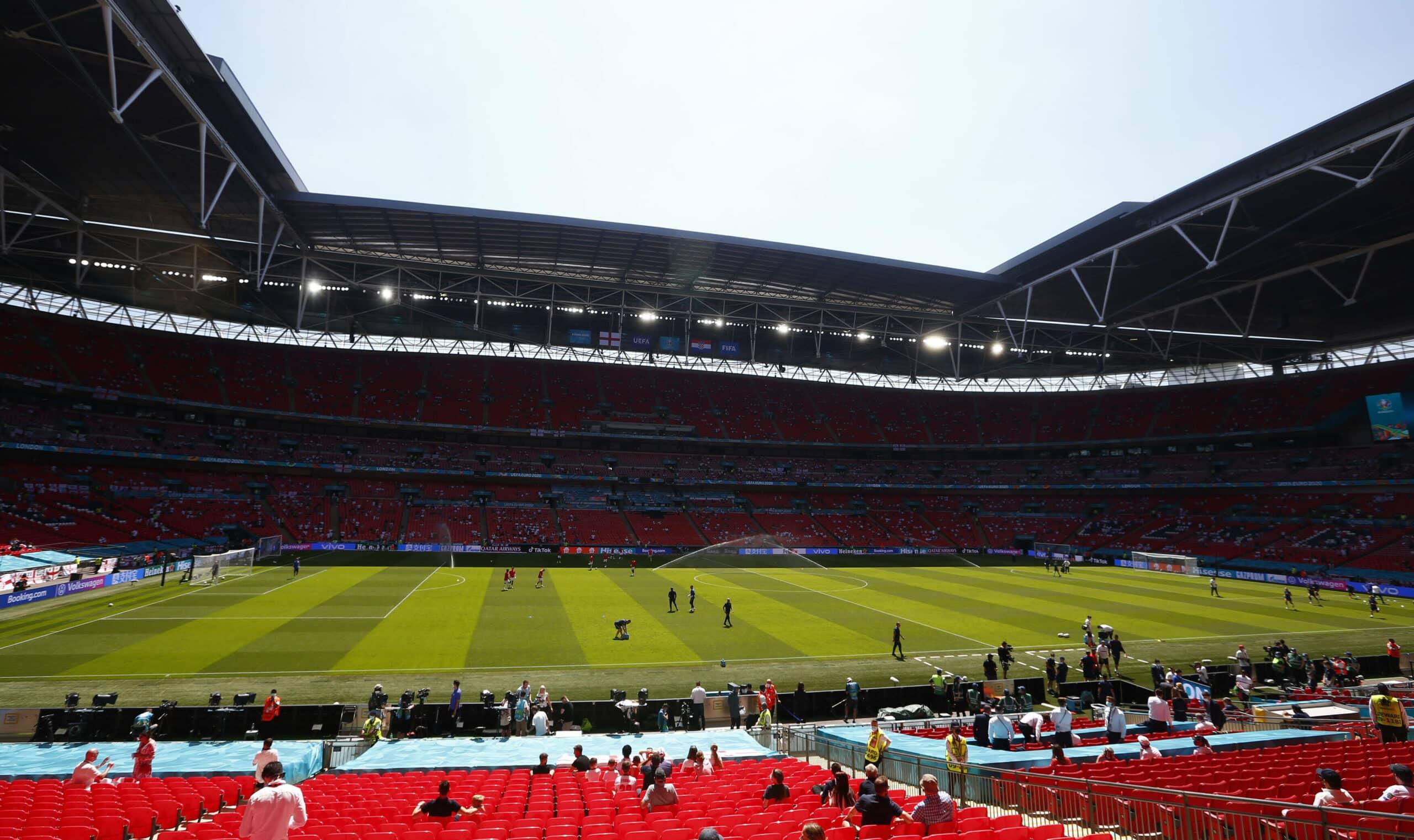 Wembley Stadium EM 2021