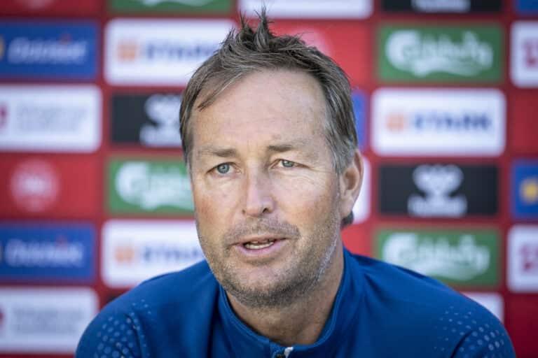EM 2021 | Dänemark-Trainer Hjulmand stellt Spielern den Einsatz frei