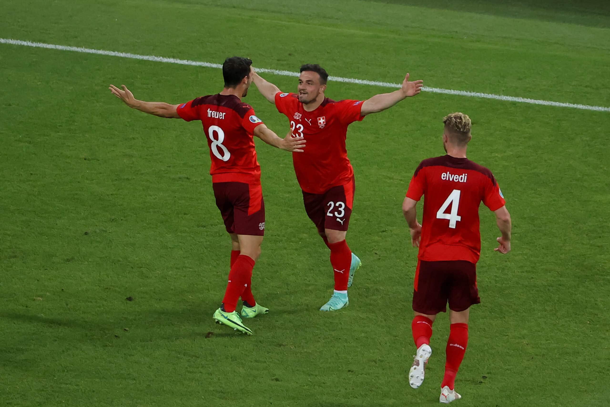 Schweiz Türkei Gruppe A
