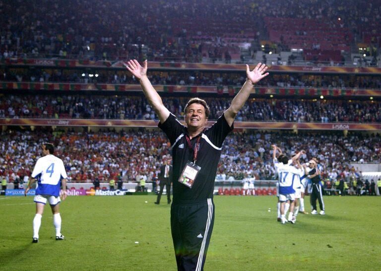 Griechenland und das Finale der EM 2004: Die Erzählung von König Rehakles