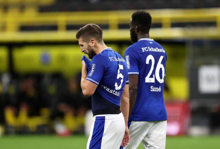 Schalke | Auch Sané und Nastasic offenbar auf der Streichliste