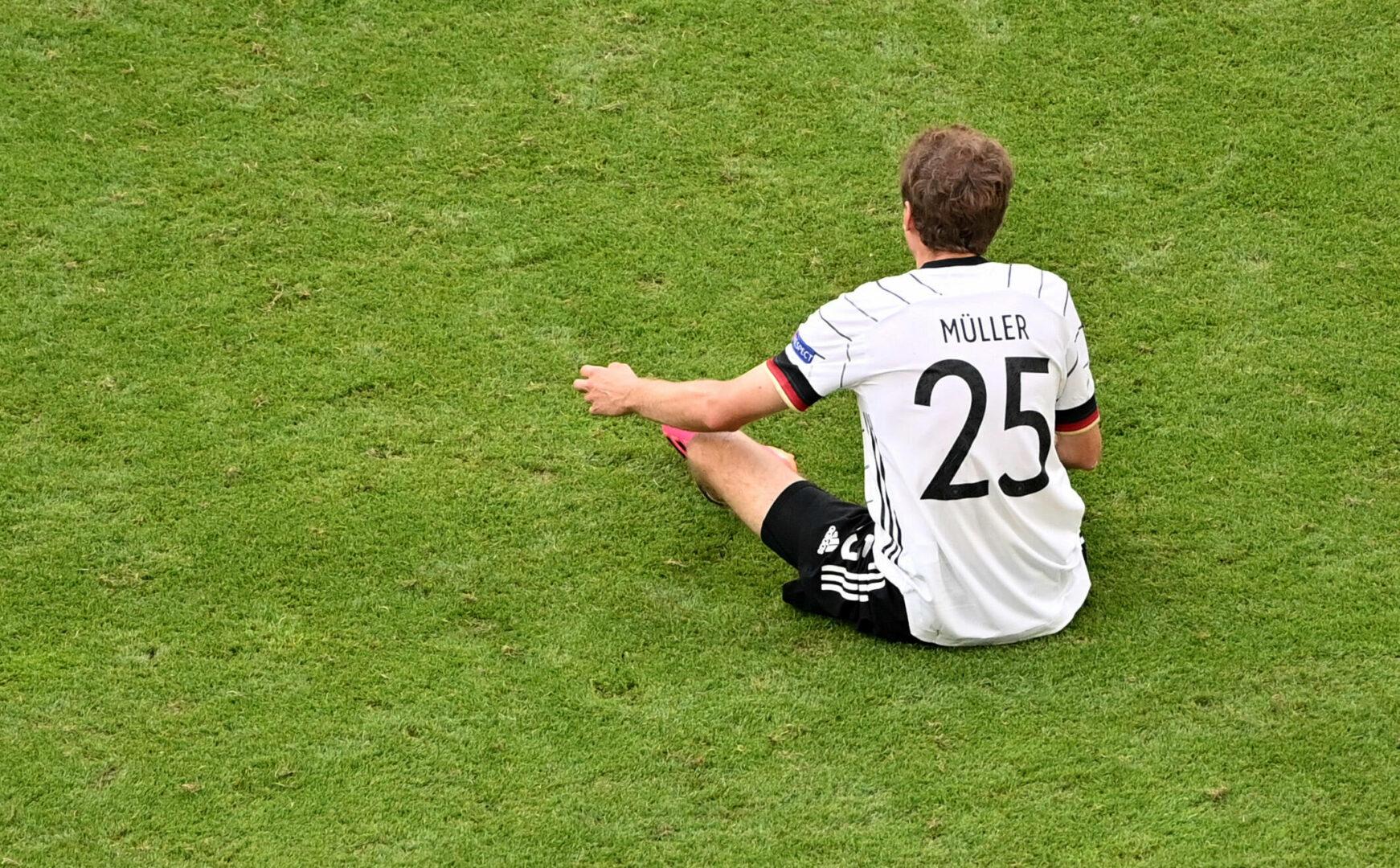 EM 2021: Deutschland muss gegen Ungarn wohl auf Müller verzichten