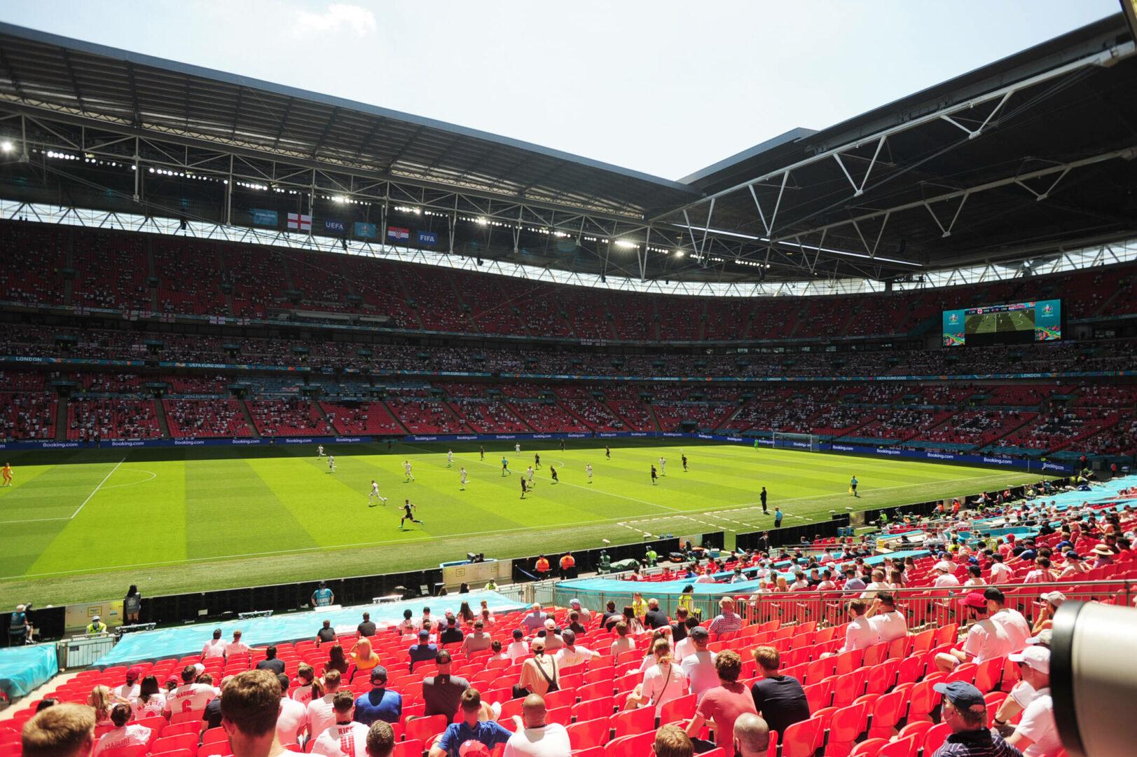 EM 2021 | Nach Druck durch die UEFA – Finale im Wembley vor 60.000 Zuschauern?