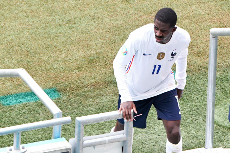 Barcelona | Mehr als EM-Aus: Ousmane Dembélé fällt lange aus