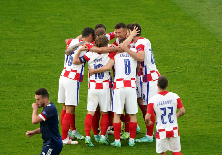 EM 2021: Modric schießt Kroatien ins Achtelfinale