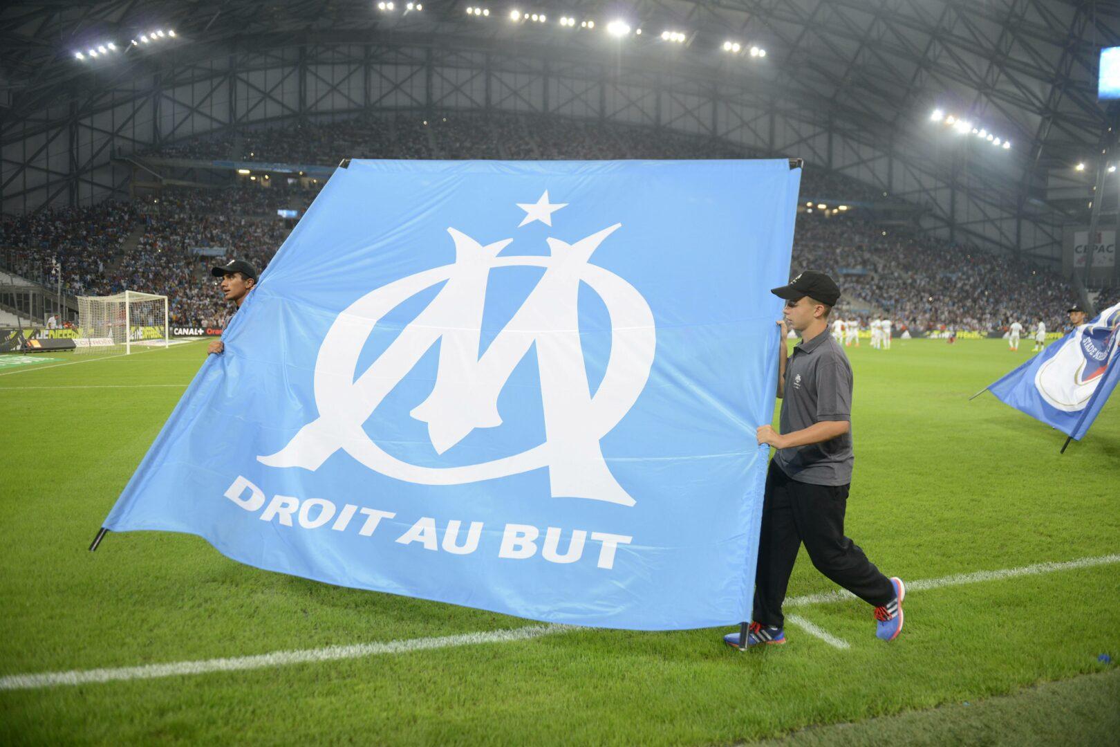 Olympique Marseille Wappen