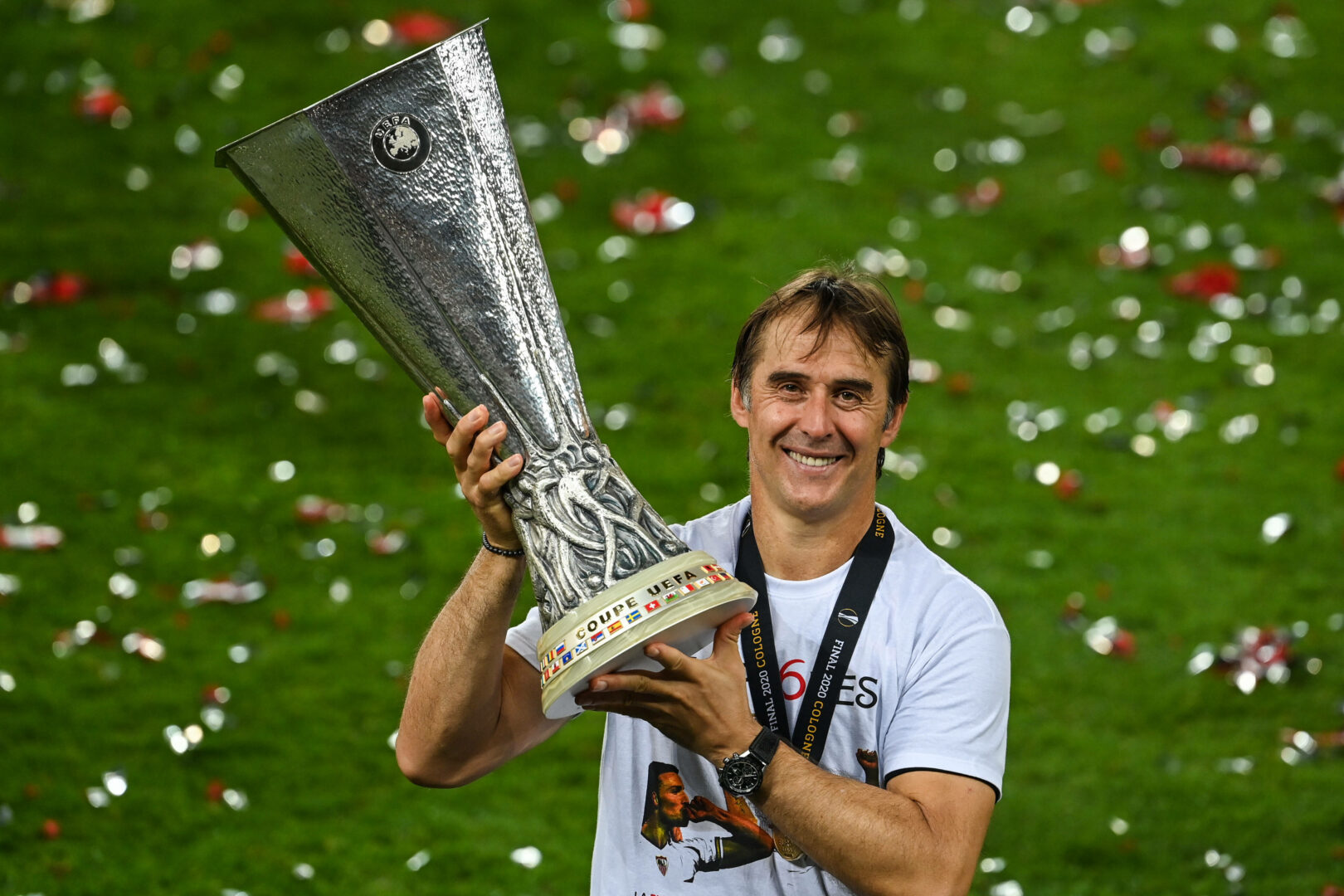 Nächster Rückschlag für Tottenham: Auch Lopetegui wird nicht Trainer