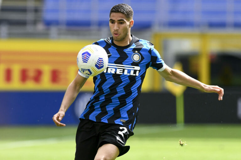 Inter: PSG einig mit Achraf Hakimi! Transfer rückt näher