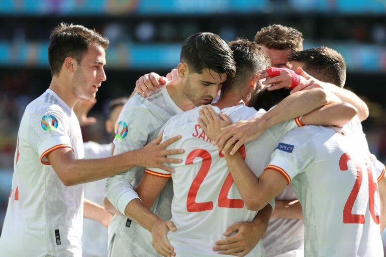 EM 2021 | Kurioses Eigentor bringt Spanien auf Kurs: Kantersieg über die Slowakei