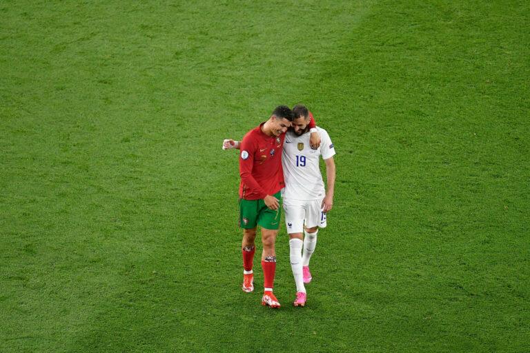 EM 2021: Benzema und Ronaldo treffen doppelt – Portugal und Frankreich trennen sich 2:2